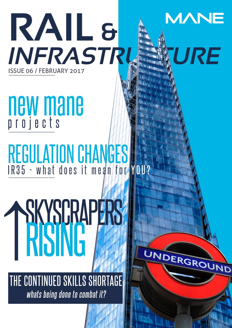 Mane Rail & Infrastructure Issue 6 - February 2017