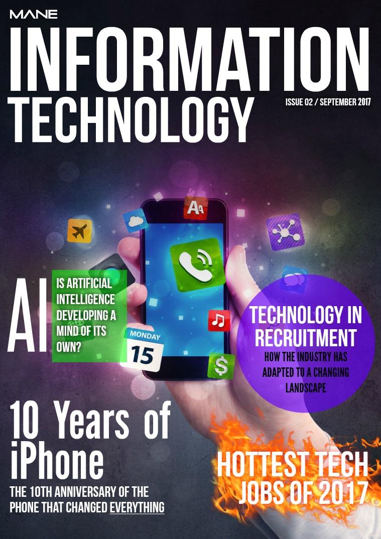 Mane Product & Technology Issue 2 - September 2017
