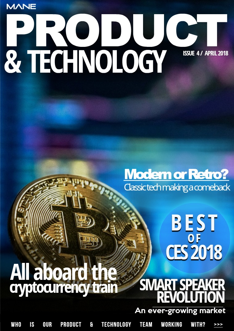 Mane Product & Technology Issue 4 - April 2018