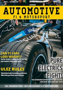 Automotive, F1 & Motorsport