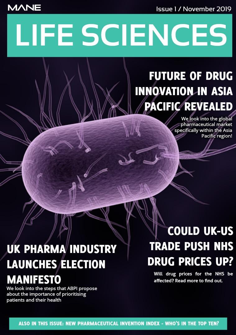 Mane Life Sciences Magazine 1
