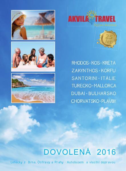 Akvila Travel 2016