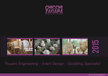 Brochure Chicchi di Zagara Design