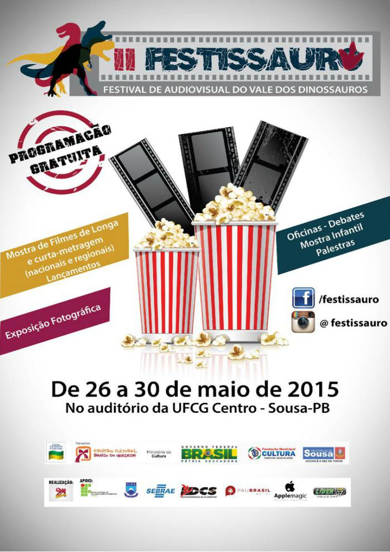 II FESTISSAURO II FESTISSAURO MAIO DE 2015