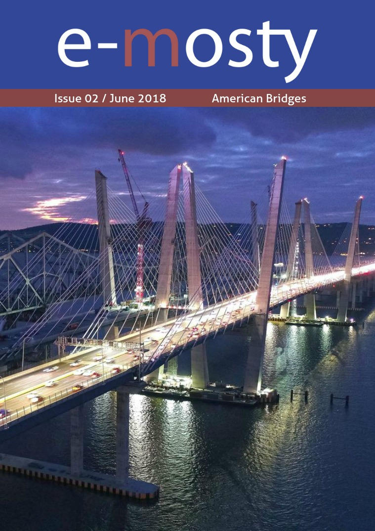 e-mosty June 2018 American Bridges American Bridges