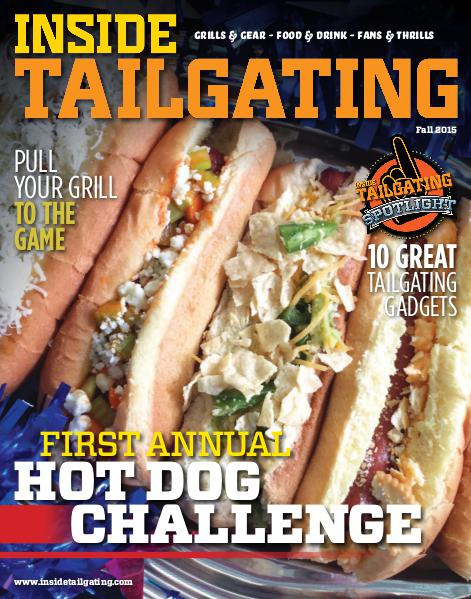 INSIDE TAILGATING FALL 2015