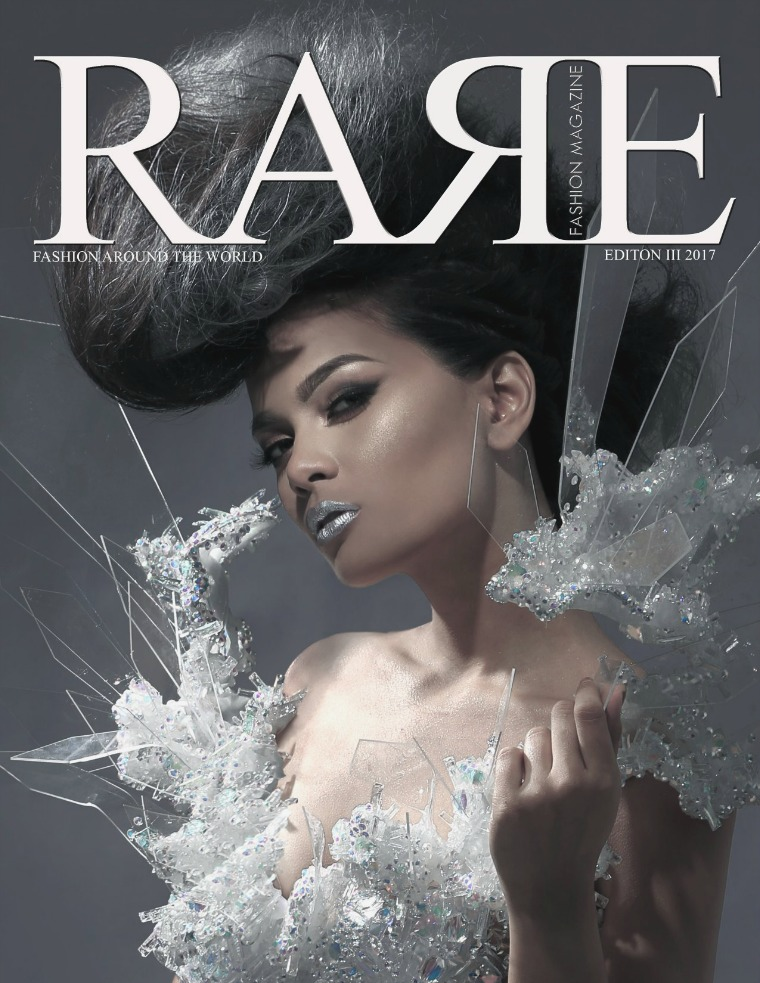 Rare Fashion Magazine Edition III 2017 Rare Fashion Magazine Edition III