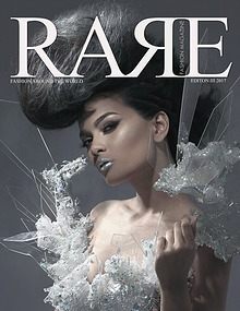 Rare Fashion Magazine Edition III 2017