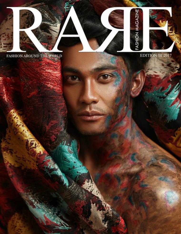 Rare Fashion Magazine Edition III 2017 Rare Fashion Magazine Edition III(clone)