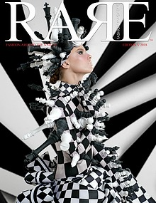 Rare Fashion Magazine Edition V 2018