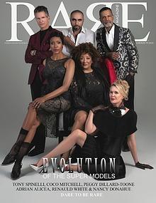 Rare Fashion Magazine August 2018 Edition VII
