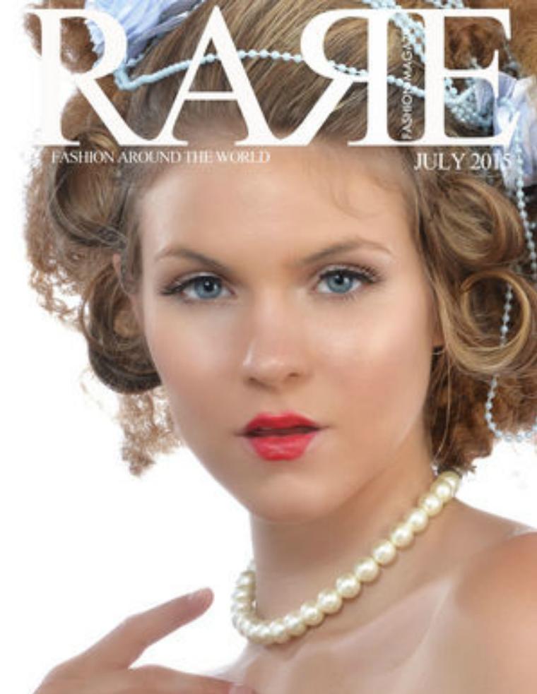 Rare Fashion Magazine July Issue 2015