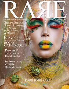 Rare Fashion Magazine Special Edition