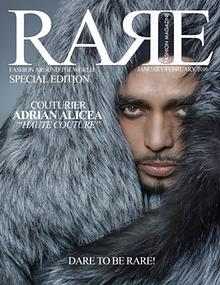 Rare Fashion Magazine January and February Special