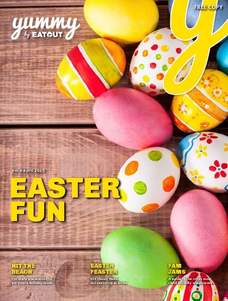 Yummy Magazine Vol 6 - Easter Fun