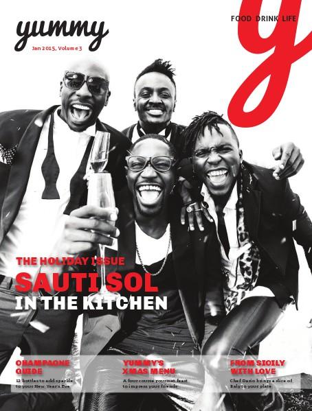 Yummy Magazine Vol 3 - The Holiday Issue