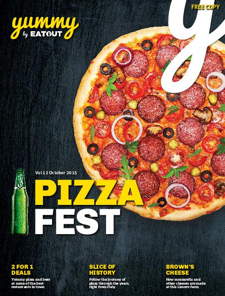 Vol 12 - Pizza Fest