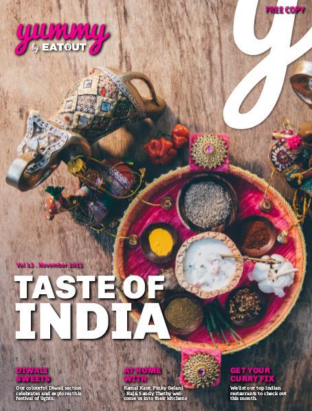 Vol 13 - Taste Of India