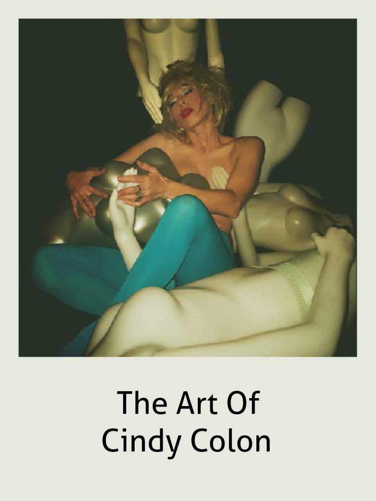 The Art Of Cindy Colon Volume 1