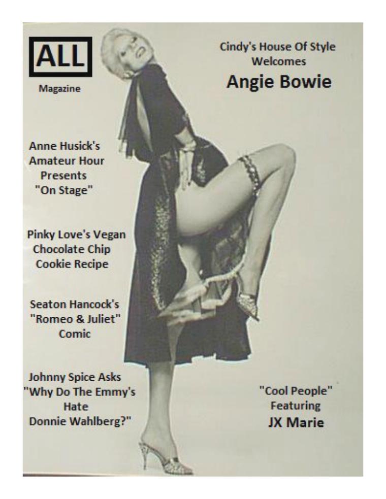 ALL Magazine September 2015