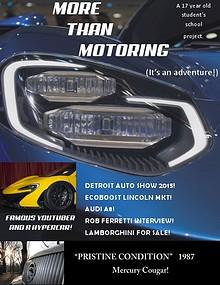 More Than Motoring