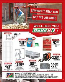 Build It Namibia - Tsumeb