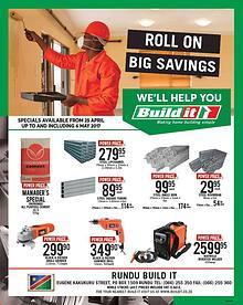 Build It Namibia - Rundu