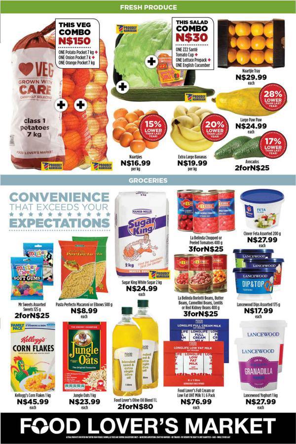 Fruit & Veg City Namibia 27 June - 2 July 2017