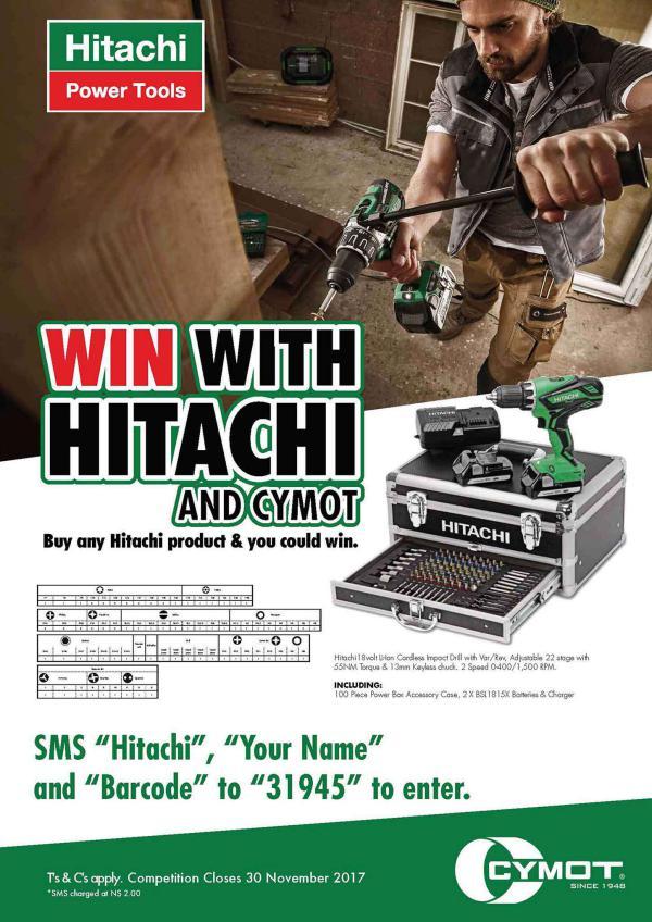 Hitachi Competition