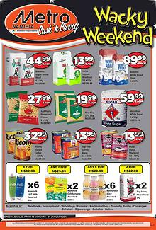 Metro Cash & Carry Namibia
