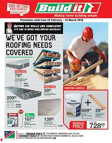 Build It Namibia - Oshana, Oshakati