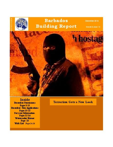 Barbados Building Report december 2014
