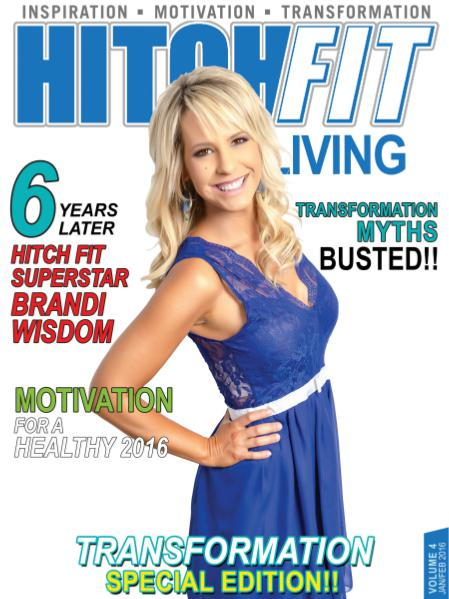 Hitch Fit Living Magazine Volume 4 - January/February 2016