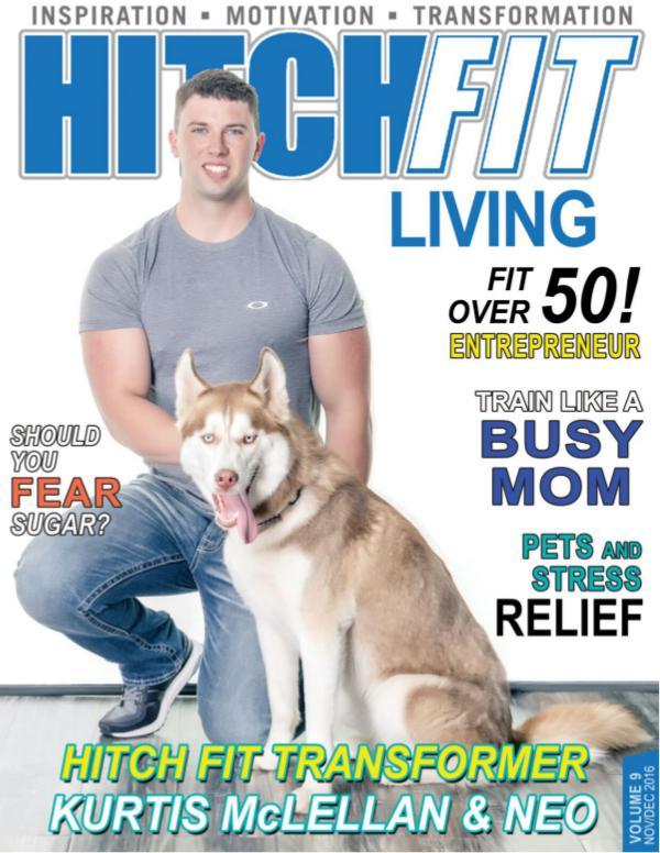 Hitch Fit Living Magazine Volume 9 - November/December 2016