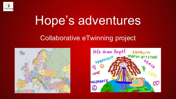 Hope's adventures 2016-17