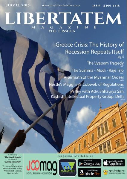 Libertatem Magazine Issue 6