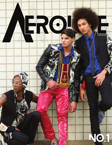 Aerolite Magazine Volume 1: Summer Edition
