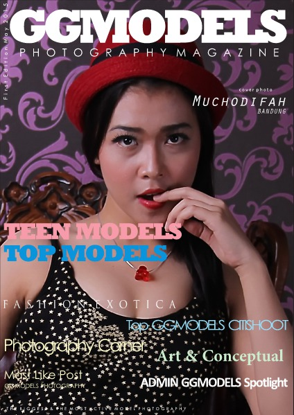 GGMODELS PHOTOGRAPHY MAGAZINE No.1 May 2015