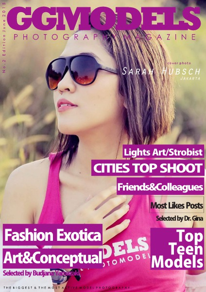GGMODELS PHOTOGRAPHY MAGAZINE No.2 June 2015