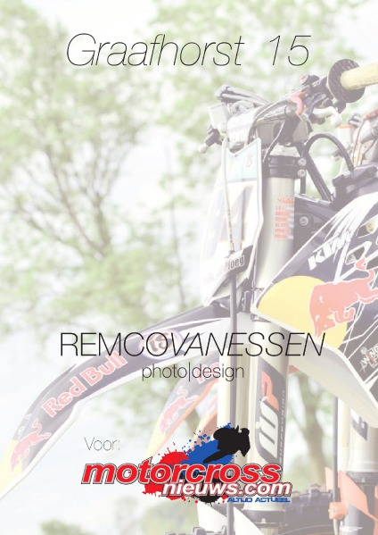 Motocross at Graafhorst, NL Graafhorst 25-05-2015
