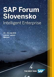 SAP FORUM SLOVENSKO 2018
