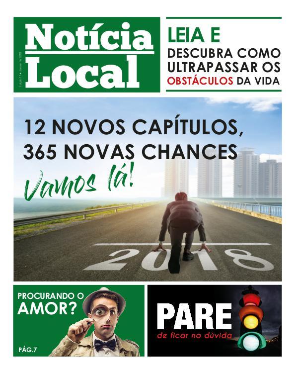 Notícia Local Notícia Local - Janeiro de 2018