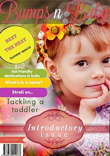 Bumps n Baby Parenting Magazine