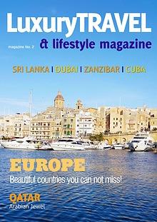 Luxury Travel & Lifestyle Magazine