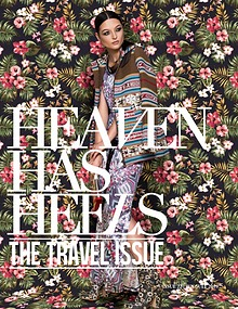 Heaven Has Heels | Summer Travel Issue