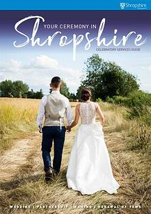Celebrate in Shropshire