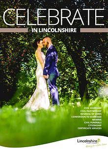 Celebrate in Lincolnshire