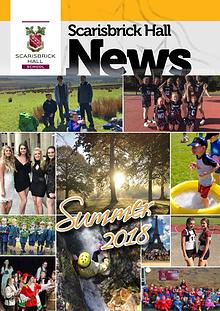Scarisbrick Hall School Newsletter Spring Winter 2016