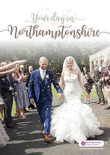 Celebrate in Northamptonshire