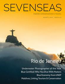 SEVENSEAS Marine Conservation & Travel